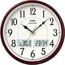ioPLAZA【アイ・オー・データ直販サイト】カシオ計算機 ITM-200J-5BJF カシオ 掛け時計 ITM-200J-5BJF
