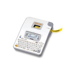 ioPLAZA【アイ・オー・データ直販サイト】カシオ計算機 KL-H75 ネームランド ファミリータイプ 6書体内蔵 「しまえるBOX」ACアダプターつき