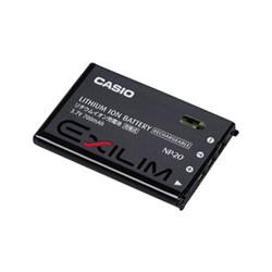 カシオ計算機 NP-20 EXILIM用リチウムイオン充電池