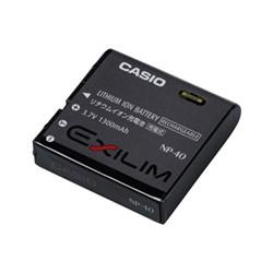 カシオ計算機 NP-40 EX-Z30 / 40用充電池