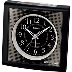 ioPLAZA【アイ・オー・データ直販サイト】カシオ計算機 TQT-251NJ-1JF カシオ 電子音アラーム 常時点灯 電波時計 置時計 クロック