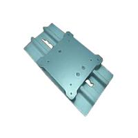 (有)ドーフィールドジャパン EGFH-200 VESA対応高さ変更用アジャスターVESA75/100対応 耐荷重取付アーム準拠 ユニバーサル