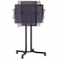 (有)ドーフィールドジャパン FM-FS1034A221 回転型テレビスタンド