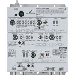 DXアンテナ CW40Y4 CS/BS-IF・CATV双方向増幅器40dB型