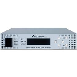 DXアンテナ DEM9205 OFDM変調器 HDMI入力対応