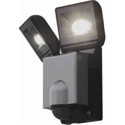DXアンテナ DSLD10A2 LEDセンサーライト2灯式18W