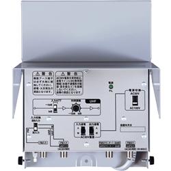 DXアンテナ U39S2C UHF共同受信用増幅器 39dB型