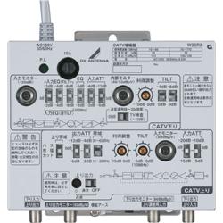 DXアンテナ W35R3 CATV770MHz帯双方向増幅器35dB型