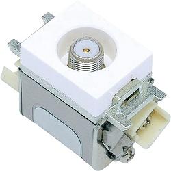 DXアンテナ WTS7LV2H 直列ユニット端末用(同軸入力端子 F形TV端子)