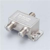 エレコム AV-ATSPM2 アンテナ2分配器