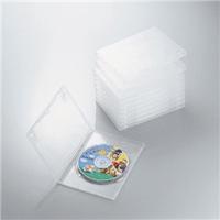 ioPLAZA【アイ・オー・データ直販サイト】エレコム CCD-DVD03CR DVDトールケース