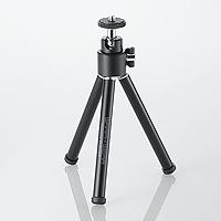 エレコム DGT-014BK デジカメ用三脚/グラフギア/ブラック