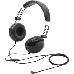 エレコム EHP-SMOH100BK スマートフォン用 ステレオヘッドホンマイク/オーバーヘッド/密閉型/ブラック