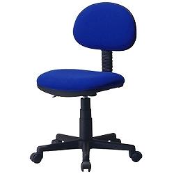 エレコム K-931(BL) オフィスチェア/ブルー