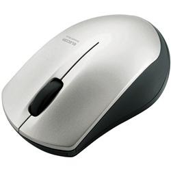 ioPLAZA【アイ・オー・データ直販サイト】エレコム M-BT12BRSV IRマウス/M-BT12BRシリーズ/Bluetooth3.0/3ボタン/省電力/シルバー