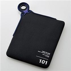 エレコム TB-01NCBK タブレットPC用リバーシブルインナーケース/10.1インチ/ブラック