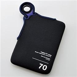 エレコム TB-02NCBK タブレットPC用リバーシブルインナーケース/7.0インチ/ブラック