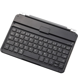 エレコム TK-FBP061ISV Bluetoothキーボード/iPad mini用/オートスリープ機能付/シルバー