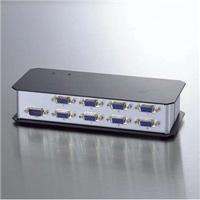 ioPLAZA【アイ・オー・データ直販サイト】エレコム VSP-A8 ディスプレイ分配器