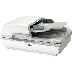 セイコーエプソン DS-6500 A4フラットベッドスキャナー/両面同時読取/ADF搭載/A4片面25枚/分(200/300dpi)
