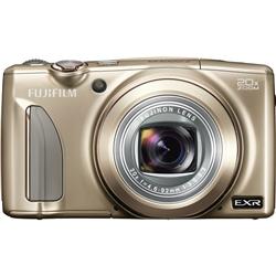 富士フイルム FX-F1000EXRG デジタルカメラ FinePix F1000EXR ゴールド