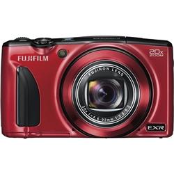富士フイルム FX-F1000EXRR デジタルカメラ FinePix F1000EXR レッド