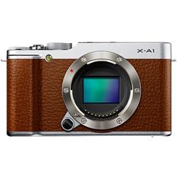 富士フイルム FX-X-A1BW レンズ交換式プレミアムカメラ X-A1 ブラウン