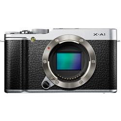 富士フイルム FX-X-A1S レンズ交換式プレミアムカメラ X-A1 シルバー