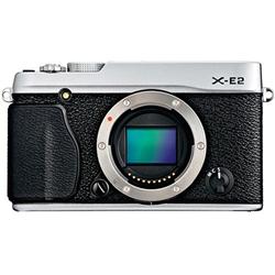 富士フイルム FX-X-E2S レンズ交換式プレミアムカメラ X-E2 シルバー