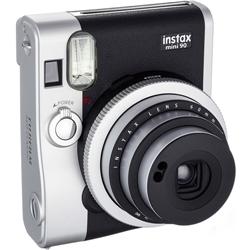 ioPLAZA【アイ・オー・データ直販サイト】富士フイルム INS MINI 90 NC インスタントカメラ instax mini 90 チェキ (ネオクラッシック)