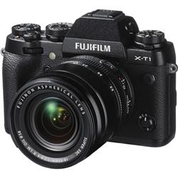 富士フイルム X-T1B/1855KIT レンズ交換式プレミアムカメラ X-T1 :ブラック