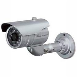 コロナ電業 TR-858WCP 赤外線投光器内蔵 屋外用カラーCCDカメラ