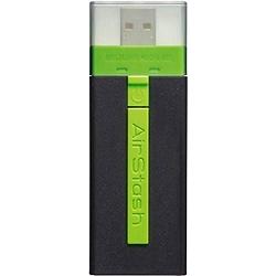 日立マクセル MAS-A02 AirStash(エアスタッシュ) Wi-Fi SDメモリカードリーダー MAS-A02