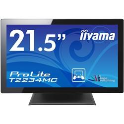 マウスコンピューター/iiyama PLT2234MC-B1 iiyama 21.5型IPS 投影型静電容量タッチパネル液晶ディスプレイ PLT2234MC-B1