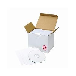 イメーション CDR80Z PWRx100E CDR 700MB フリープリントホワイトレーベル 紙封筒1枚入りx100枚紙箱入