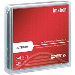 イメーション LTO Ultrium 6 Ultrium LTO6テープカートリッジ 2.5TB/6.25TB画像