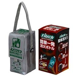 アイリスオーヤマ FT01 Fitech投てき用消火用具