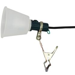 ioPLAZA【アイ・オー・データ直販サイト】アイリスオーヤマ ILW-45BC LEDクリップライト 防滴型