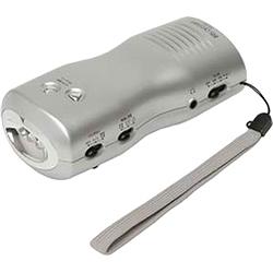 アイリスオーヤマ JTL-23 手回し充電ラジオライト