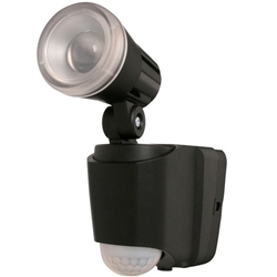 アイリスオーヤマ LSL-1SS 乾電池式LEDセンサーライト