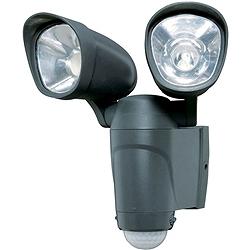 アイリスオーヤマ LSL-1T2 乾電池式LEDセンサーライト
