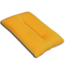 アイリスオーヤマ PFB-3550-OR ふんわり極小ビーズ枕(オレンジ)