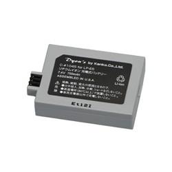 ケンコー 083291 デジタルカメラ用充電式バッテリー C-♯1045(キヤノン LP-E5対応)