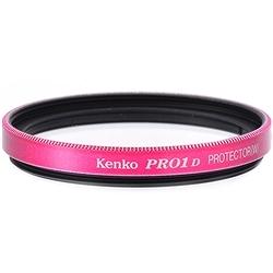 ioPLAZA【アイ・オー・データ直販サイト】ケンコー・トキナー 324056 [カメラをドレスアップ] グロスカラーフレームフィルター ピンク 40.5mm