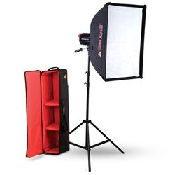 ケンコー・トキナー 4961360079050 PHOTOFLEX 照明・撮影LEDライト ノーススターLEDライト ソフトボックスキット