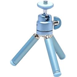 ケンコー・トキナー 529362 Kenko KM-T602ミニ ブルー 小型三脚 529362