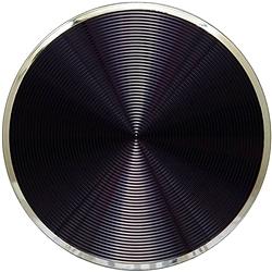 ioPLAZA【アイ・オー・データ直販サイト】ケンコー・トキナー 856741 フリップキャップ 着せ替えパネル 58mm スピン (ミッドナイトパープル)