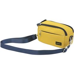 ケンコー・トキナー DESH01-YW aosta COFANETTO イエロー ビデオカメラ用バッグ