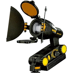 ケンコー・トキナー DLOBML+BS-S dedolight LEDカメラマウントライト ミニDLOB DLOBML/BS-S