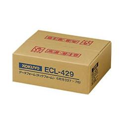 コクヨS&T ECL-429 タックフォーム